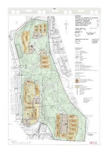 Detaljplan för Sörlyckan från Partille Kommun.
