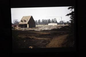 Första huset på Sörlyckan