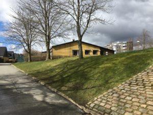 Sörlyckan: Soldatängens förskola tio minuter bort.